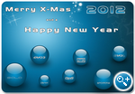 Merry X-Mas and Happy New Year 2012